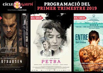 """EMPIEZA EL """"CICLE GAUDÍ"""" 2019"""