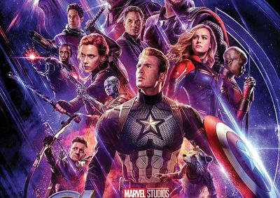 ESTRENO DE VENGADORES: END GAME